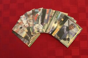 1995 MEGACARDS KEN GRIFFEY JR COMMEMORATIVE 28 CARD SET SEATTLE MARINERS