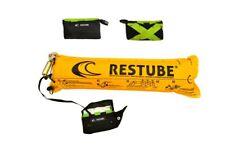 "RESTUBE ""Sports"" Rettungsboje - Lime Green"
