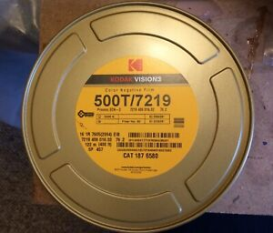 New Kodak Vision 3 500T 7219 16mm 400ft Fresh Roll Don't Get Fooled By Old Film