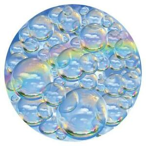 SunsOut Jigsaw Puzzle; Bubble Trouble; by Lori Schory; 1,000 pcs; round; #34894