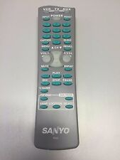 SANYO TV REMOTE CONTROL FXVS for DS27820 w/batteries