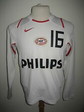 PSV Eindhoven PLAYER WORN Holland football shirt soccer jersey voetbal size S
