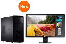 "NEW DELL i5-3330 3.20GHz QUAD CORE 8GB 1TB SSD WINDOWS 7 PRO + 24"" LED + OFFICE"