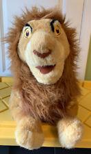 "Disney Store Lion King Adult Simba 21"" Large Plush Playful Puppet"