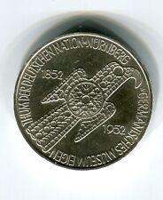 5 DM Silber 1952 Germanisches Museum original und echt (B53)
