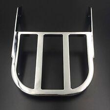 Chrome Sissy Bar Luggage Rack For Honda VTX 1300C VTX 1800C Motorcycle New