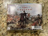 Unopened Sealed 2 Deck Lot Set of Piatnik The Glory Of England Playing Cards