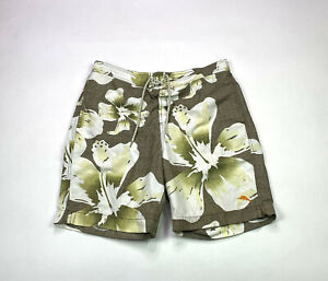 Tommy Bahama Relax Mens Size L Floral Print Swim Trunks