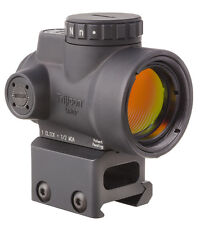 Trijicon MRO 2-MOA Mini Rifle Optic w/ Absolute Full Co-Witness Mount