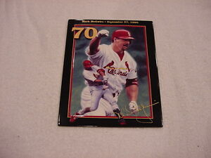 ULTRA RARE Mark McGwire King of Swing 6-Plate Set, St. Louis Cardinals, MINT!