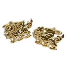 GOLDEN GEMELLI drago gallese e Custodia da regalo-Galles Drago Gallese
