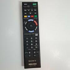 Genuine Sony TV Bravia RM-YD103 Remote Control KDL48W600B KDL50W700B XBR55X800B