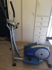 cross trainer York Elliptical exercise machine