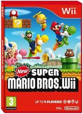 New Super Mario Bros - Nintendo Wii