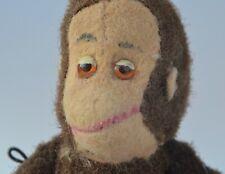 Antique Toy Mohair Monkey Jacko Stuffed Animal Steiff Farnell Schuco