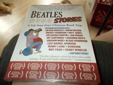 BEATLES STORIES DVD A FAB FOUR FAN'S ULTIMATE ROAD TRIP BRAND NEW SEALED