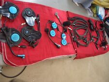 J&M Motorcycle Audio Headsets