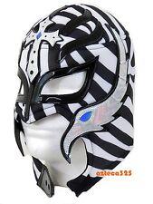 Rey Mysterio Lucha Libre Wrestling Mask - Zebra