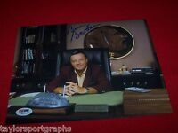 BOBBY BOWDEN Signed FLORIDA STATE RARE OFFICE PHOTO PSA CERTIFIED AUTOGRAPH