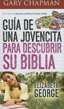 GUI?a de una Jovencita para Descubrir Su Biblia // a Girl's Guide to...