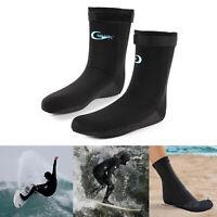 Neoprene 3mm Boot Socks Unisex Adults Wetsuit Sock AQUA SOCKS BOOTS Diving Surf