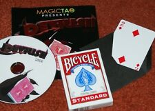 Devilish Deck (red Bicycle) -- Magic Tao -- strong Card At Any Number       TMGS