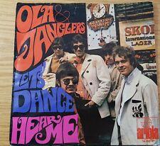 "OLA & JANGLERS - Let's Dance / Hear Me - 7"" - Single"