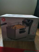 New Electric 3 Litre Fryer