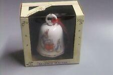 Beatrix Potter Peter Rabit Campana Nueva