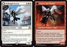 1x Archangel Avacyn // Avacyn, the Purifier Shadows Over Innistrad NM-Mint, Engl