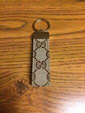 Beige Designer Keychain Custom