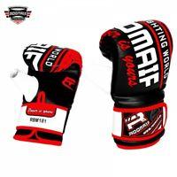 ROOMAIF Boxsack Handschuhe Sandsackhandschuhe Mitts Boxen Trainings Muay Thai DE