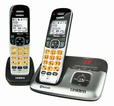 UNIDEN DECT 3236+1 DIGITAL CORDLESS PHONE SYSTEM BLUETOOTH ANSWERING MACHINE
