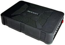 "Kicker 11HS8 8"" Hideaway Powered 150 Watt Subwoofer Enclosure Sub Box HideAway"