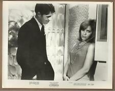 "Laurent Terzieff & Elisabeth Wiener Star in ""La Prisonniere"" Vintage Movie Still"