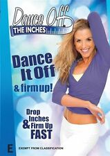 Dance Off The Inches - Dance It Off & Firm Up (DVD, 2010)