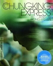 Chungking Express Blu-Ray Criterion OOP Near Mint Clear Case