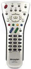 Original Remote Control For Sharp LCD TV GA387WJSA