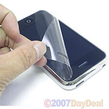 last Laser Cut FULL FACE protector for iPhone 3G 3Gs