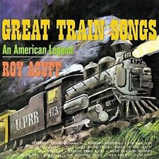 Great Train Songs by Roy Acuff (CD, May-2006, Varèse Sarabande (USA))