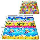 Baby Kids Play Mat Child Activity Foam Floor Gym Games Carpets Toys Alphabet