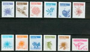 Togo 1999 Defin. Flowers. Orchids, 12 v. MNH 13.00 EURO