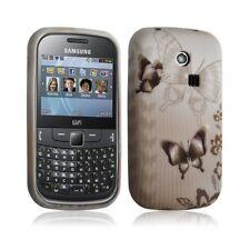 Housse coque Gel pour Samsung Chat 335 S3350 avec motif HF31