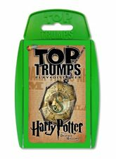 WM - Top Trumps - Harry Potter and the Deathly Hallows part 1 Card Game