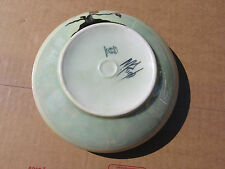 """Epiag Royal Bowl Signed Made in Czechoslovakia 6"""" nice in great condition"""