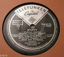 Nice Price: Coleman Hawkins - Stuffy / It's The Talk Of The Town CAPITOL (499)
