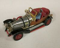 Chitty Chitty Bang Bang Corgi 1960s Car - Incomplete Untested See Pics Vintage