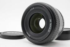 [MINT] Nikon AF Nikkor 35mm f/2D Wide Angle Lens For F Mount From Japan