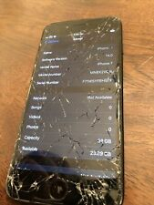 New listing Apple iPhone 7 - 32Gb - Black (Unlocked) A1778 (Gsm) (Ca)