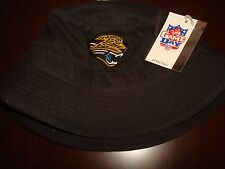 JACKSONVILLE JAGUARS NFL  FISHING 90'S VINTAGE hat cap BUCKET FLOPPY BEACH OSFA